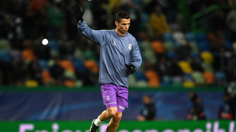 Ronaldo is working hard to maintain his 'explosive pace', says Guillem Balague