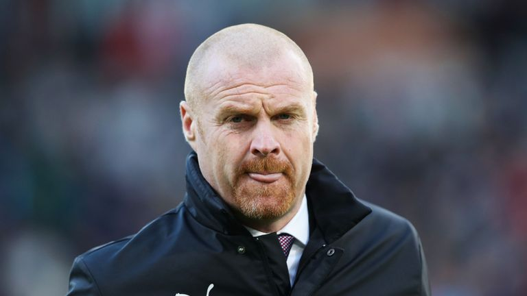 Dyche is aiming to bolster his squad before the close of the January transfer window