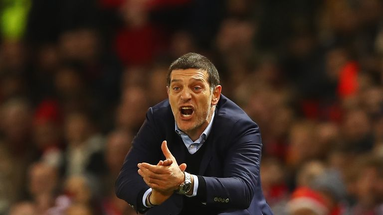 Slaven Bilic is hoping to guide West Ham to their first piece of silverware since 1980