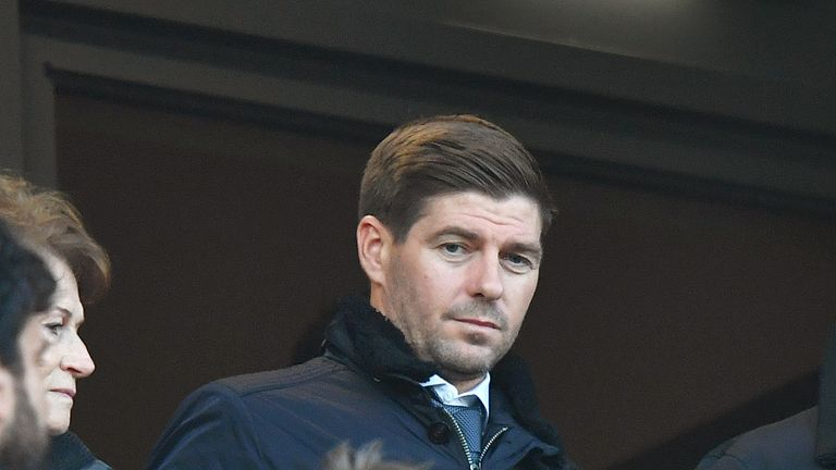 Former Liverpool captain Steven Gerrard turned down the chance to replace Robinson last week