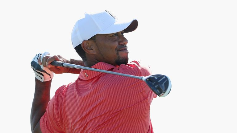 Woods makes his first competitive start since last August this week