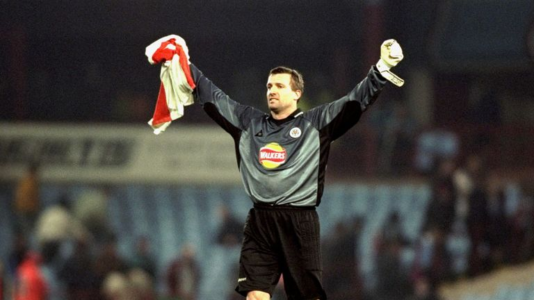 Tim Flowers gained 11 caps