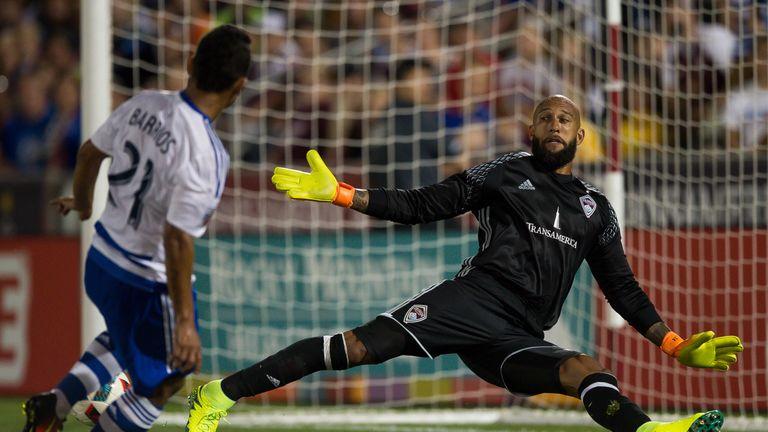 Agen Bola Terpercaya - Tim Howard kehilangan Sisa MLS
