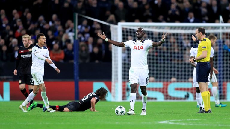 Tottenham suffered two Champions League defeats at Wembley last season
