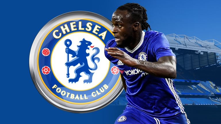 Victor Moses has shone for Antonio Conte's Chelsea in recent weeks