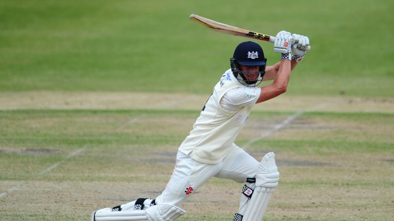 Will Tavare top-scored for Gloucestershire with 61