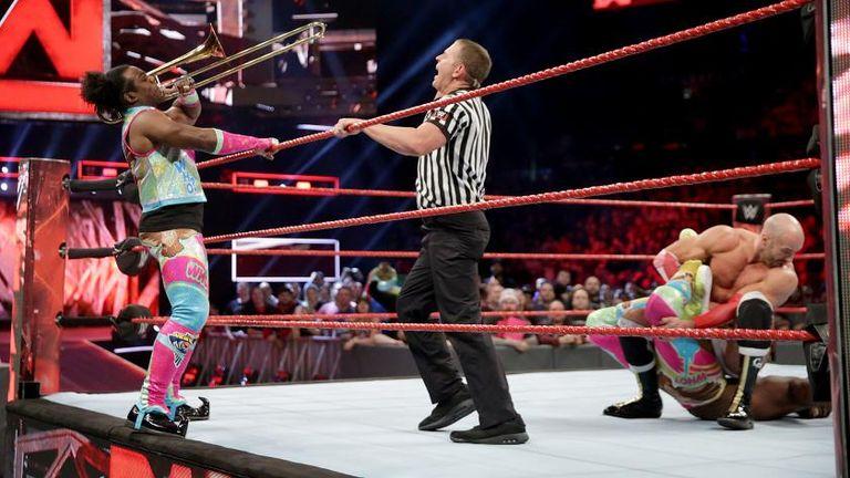 Brock Lesnar Got Squashed To Stage Goldberg's Royal Rumble Return