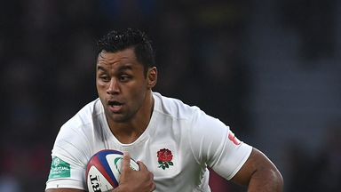 Billy Vunipola says he 'probably' won't feature for England in the Six Nations