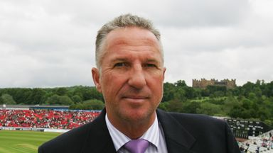 Sky Sports pundit Sir Ian Botham has been appointed as Durham's new chairman