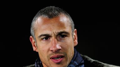 Henrik Larsson has stepped down from his head coaching role at Helsingborg