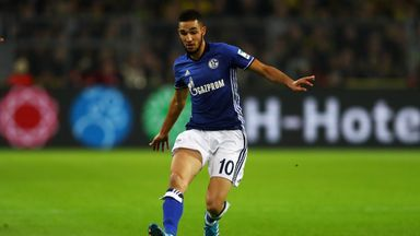 Bentaleb has scored five goals for Schalke this season