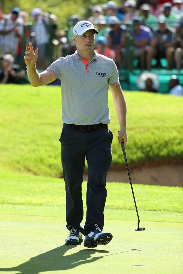 Scottish open golf final leaderboard
