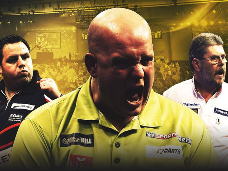 grand slam of darts odds