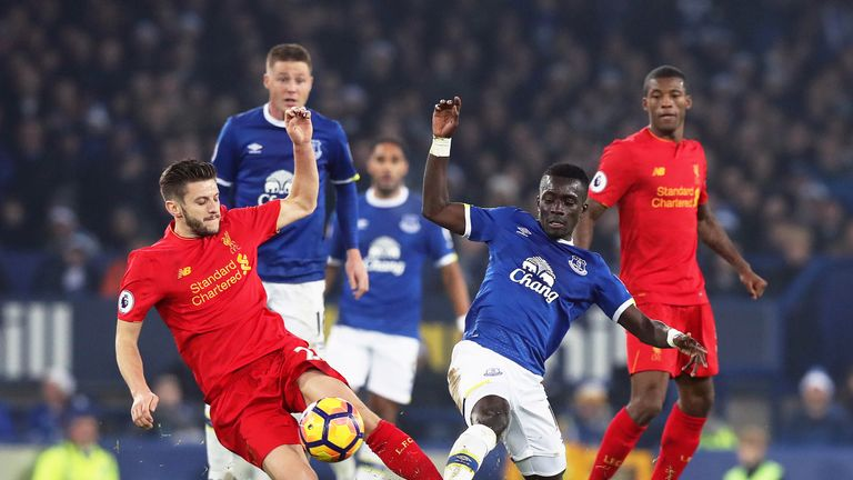 Liverpool face Everton in the Merseyside derby on Saturday, live on Sky Sports 1 HD