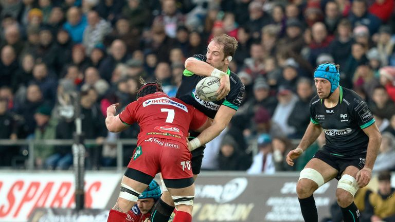 The return of Alun Wyn Jones will provide a welcome boost for the Ospreys