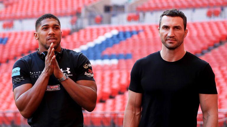 Klitschko vs Joshua Live Stream