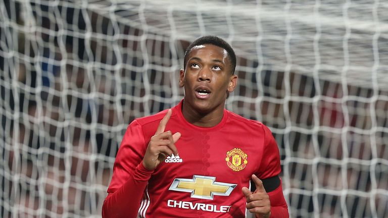 Can Anthony Martial get a consistent run of form going?