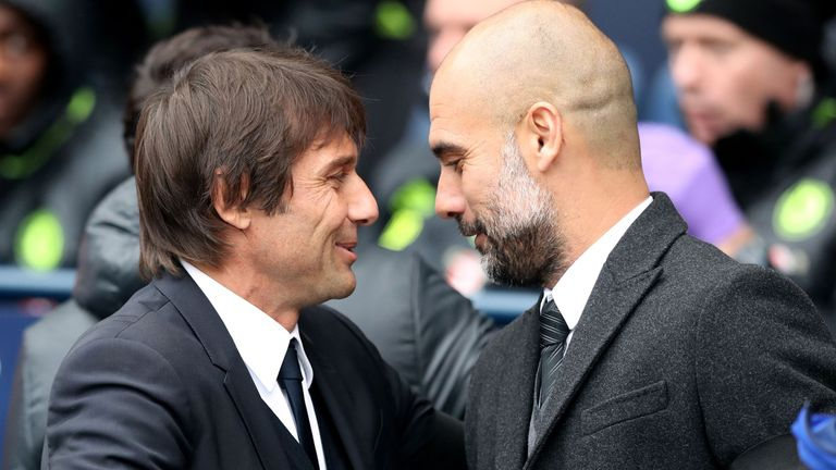 Pep Guardiola believes Antonio Conte's approach will have a lasting effect on the English game