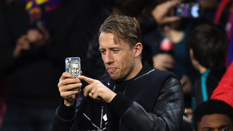 Lucas Leiva's Liverpool stint could be coming to an end