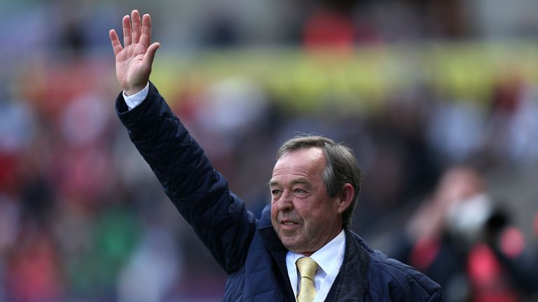 Brian Flynn is excited to be back at Swansea City