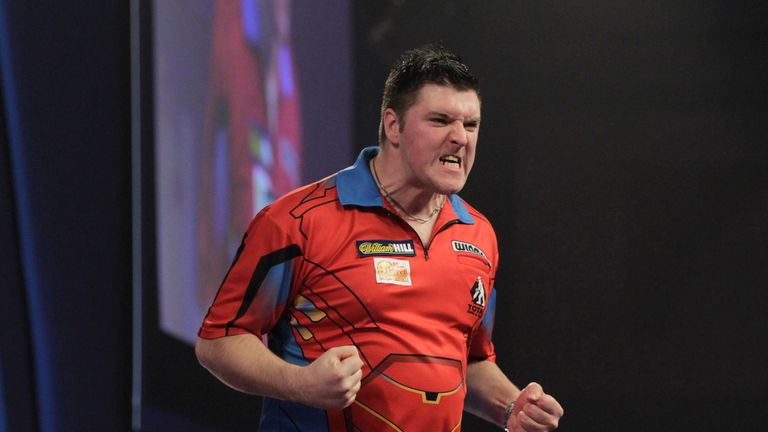 Daryl Gurney will compete on the World Series stage for the first time