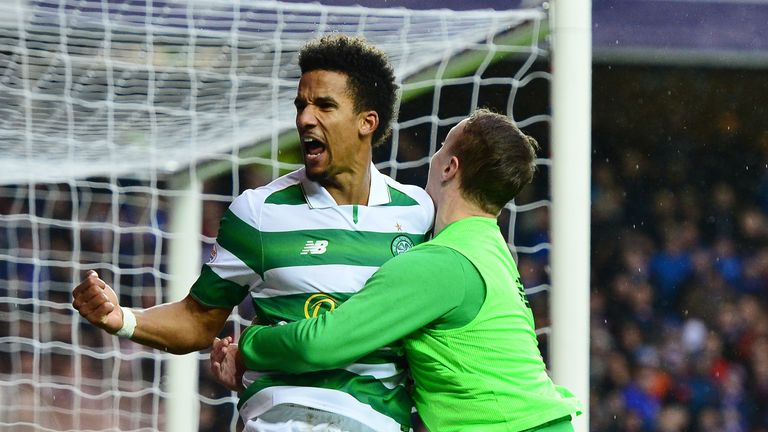 Until Forrester's goal, Celtic had won all their previous matches against Rangers this season