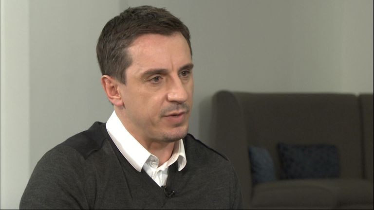 Gary Neville believes Arsene Wenger deserves more respect for his achievements at Arsenal