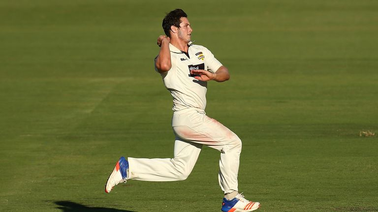Hilton Cartwright recalled for Bangladesh tour