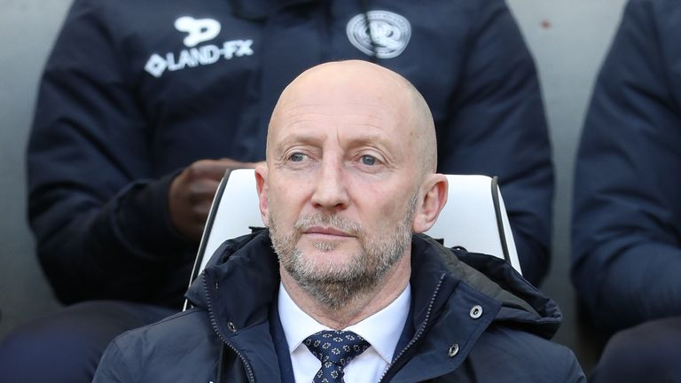 Holloway says there could be a couple more new arrivals at Loftus Road