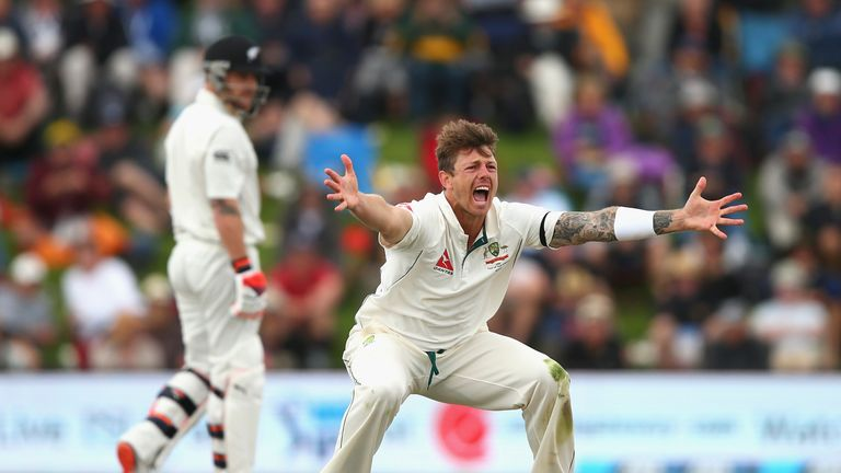 James Pattinson is set to return to first-class cricket