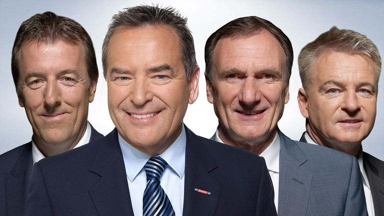 Jeff Stelling hosts Gillette Soccer Special on Tuesday night