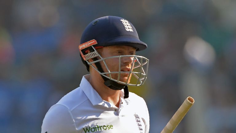 Gale hits out at Bairstow's enforced rest