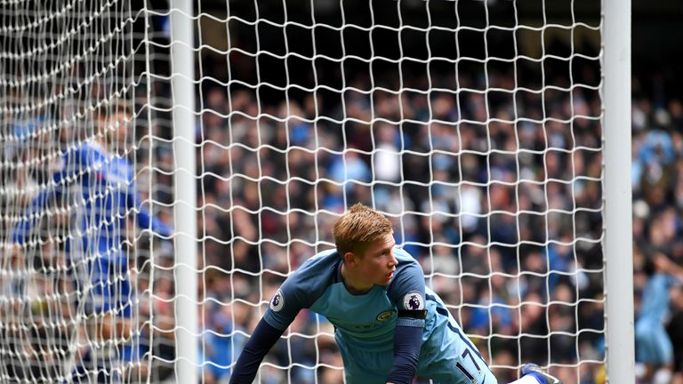 Kevin De Bruyne is one of Man City's most important players