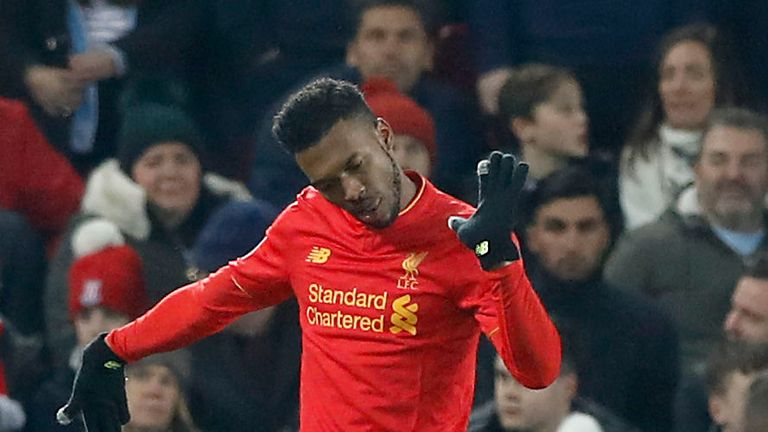 Daniel Sturridge could start up front after featuring against Plymouth