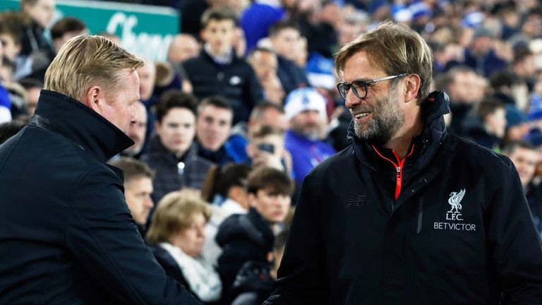 Jurgen Klopp's Liverpool came out on top when the sides met in December