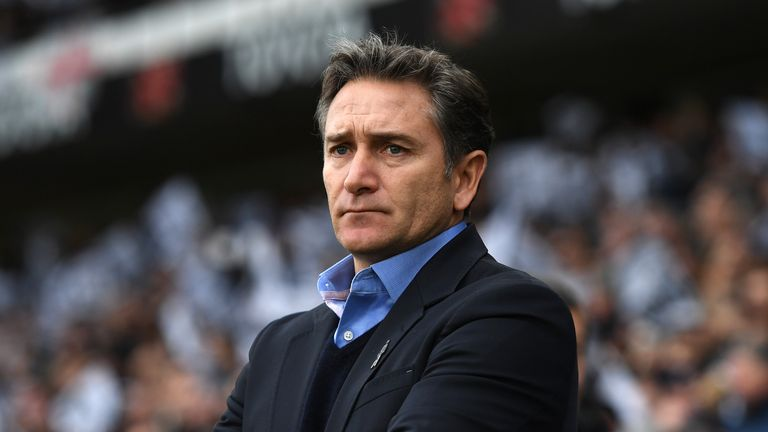 Forest boss Philippe Montanier