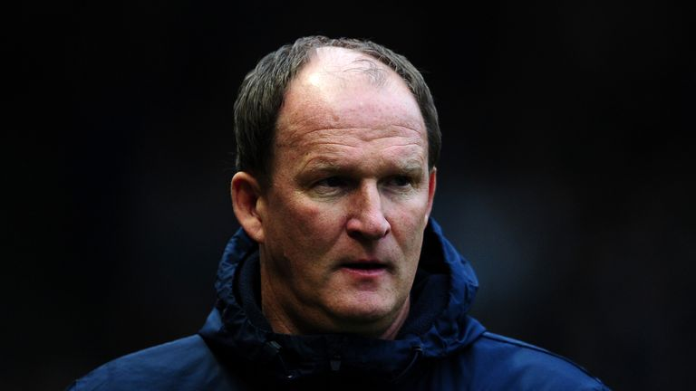 Preston North End manager Simon Grayson has been linked with the vacancy