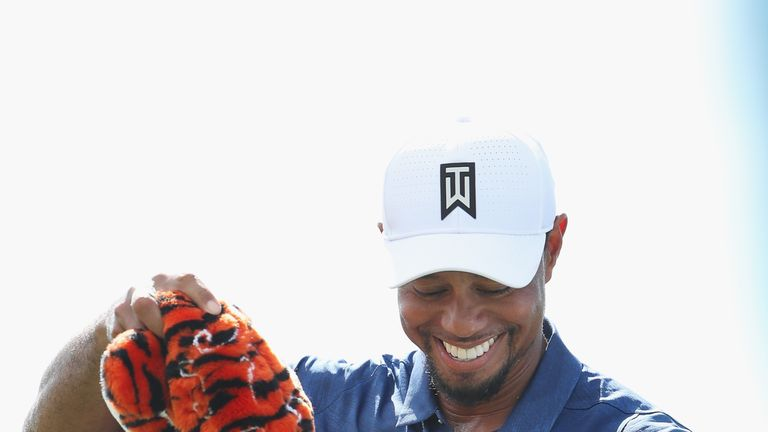 Tiger Woods has hosted The National since 2007