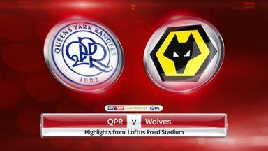 QPR 1-2 Wolves