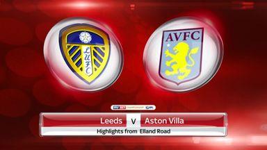 Leeds 2-0 Aston Villa