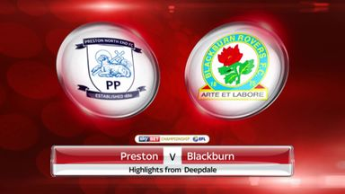 Preston 3-2 Blackburn