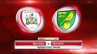 Barnsley 2-1 Norwich