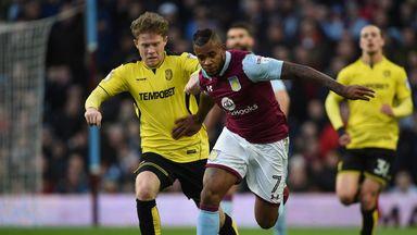 Leandro Bacuna: Suspended for Bristol City clash