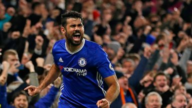 Diego Costa could return for Chelsea against Hull City on Nissan Super Sunday