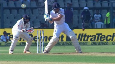 Buttler made 76 to help England reach 400 in their first innings