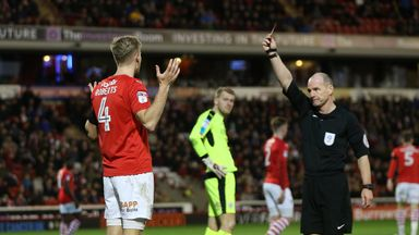 Marc Roberts: Barnsley defender is ruled out
