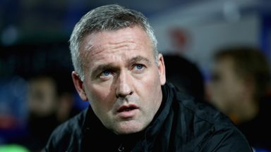 Paul Lambert has been in charge of Wolves since November
