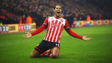 Southampton are determined to keep hold of Virgil van Dijk