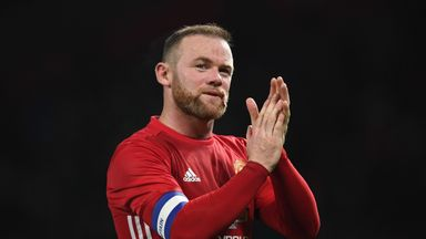 Wayne Rooney says it is 'an exciting time' at Manchester United and he wants to remain 'a part of it'