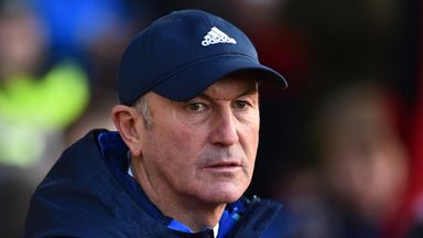West Brom boss Tony Pulis is remaining grounded